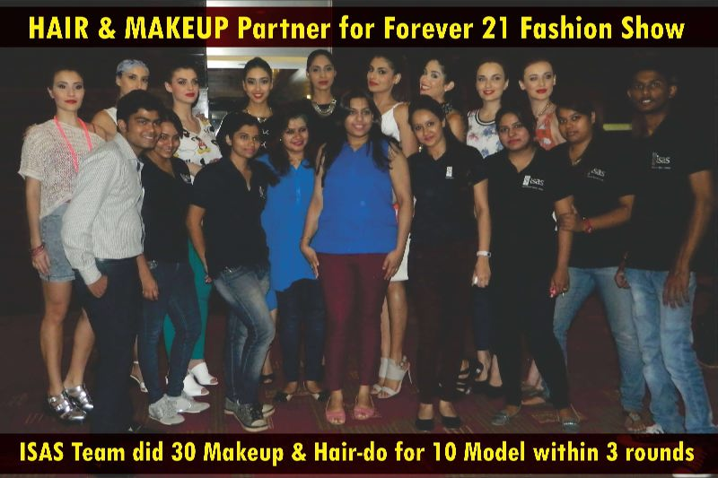 24 Forever 21 Fashion Show 1