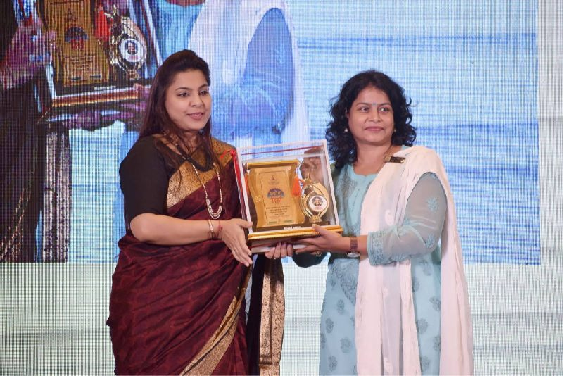 """Women Empowerment Award"" by Udyog Dindi, Maharashtra"
