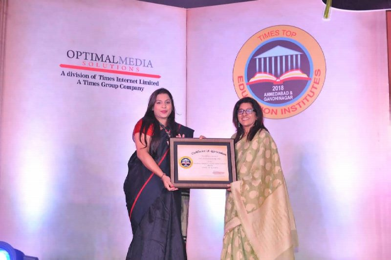Times Top Education Institutes Award